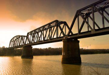 Swanport bridge Murray Bridge